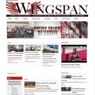 Wingspan   libertywingspan.com, Liberty High School, Frisco, TX.